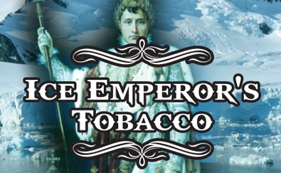 ICED Emperor's Tobacco THE SALTS