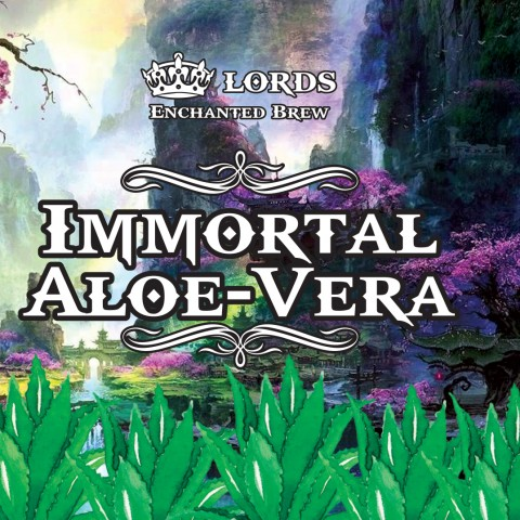 Immortal Aloe-Vera the salts
