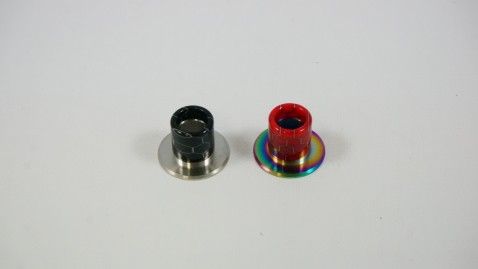 DRIP TIPS- WHITE SHADOW